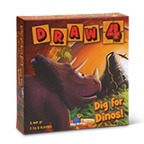Draw 4: Dig for Dinos